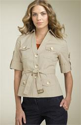 Safari Jacket A hip length jacket