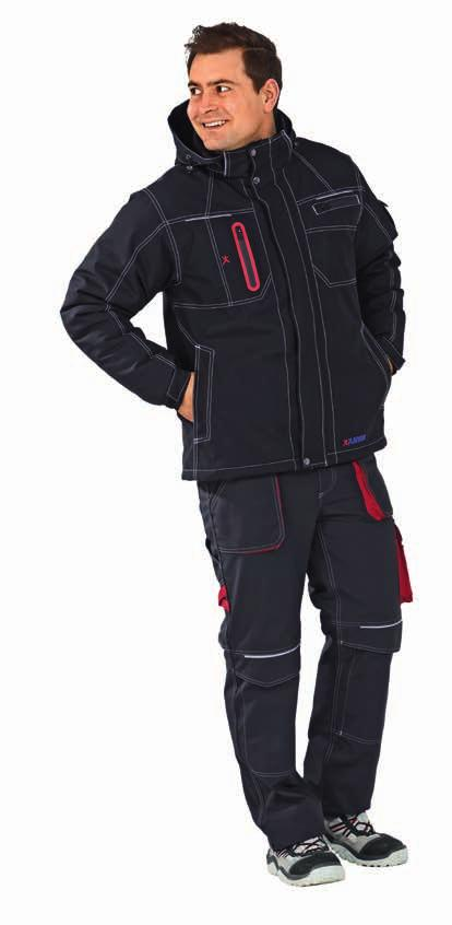 WINTER Winter Jacket Manages your body temperature