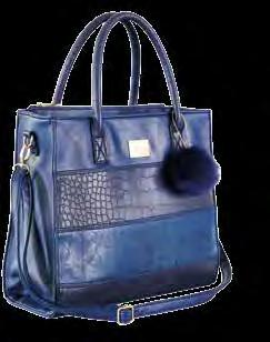 The Brianna Handbag 34 cm L x 6.
