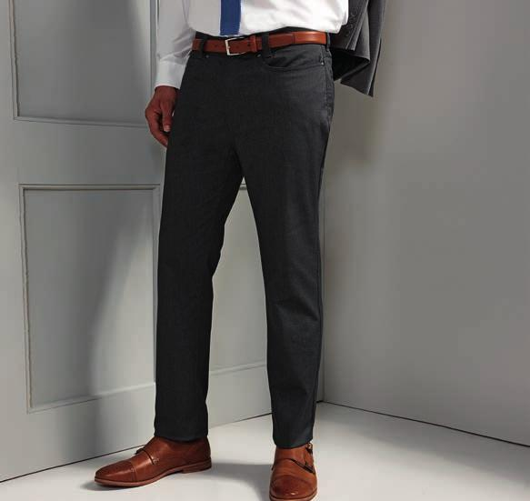 476 PR560 BUSINESS & TROUSERS H603 PR570 P476 PR560 Premier Performance Chino Jeans 63% polyester/35% cotton/2%