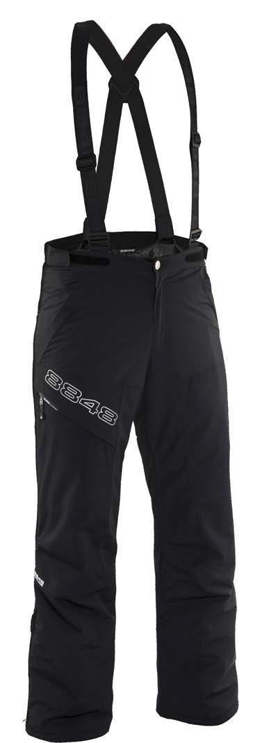 7152 Coach Pants 100% nylon S-XXL REGULAR FIT 34-44 REGULAR, FEMALE FIT Removable, adjustable