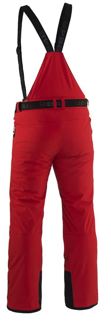 7143 Venture Pant 94% polyamid 6% elastane S-XXL REGULAR FIT 34-44 REGULAR, FEMALE FIT Removable, adjustable bib suspenders