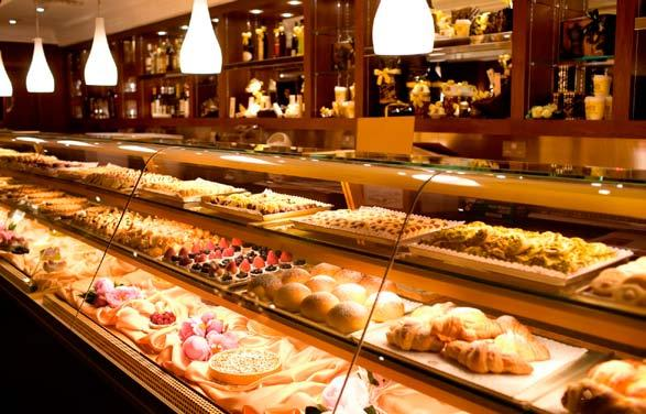 F & W he sweet side of the city Pasticceria ova For those with a sweet tooth ilan is a real temple of taste.