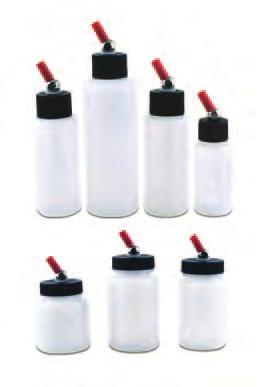 High Strength Translucent Jar and Cylinder Bottle Sets Most complete bottle assortment available anywhere Sets