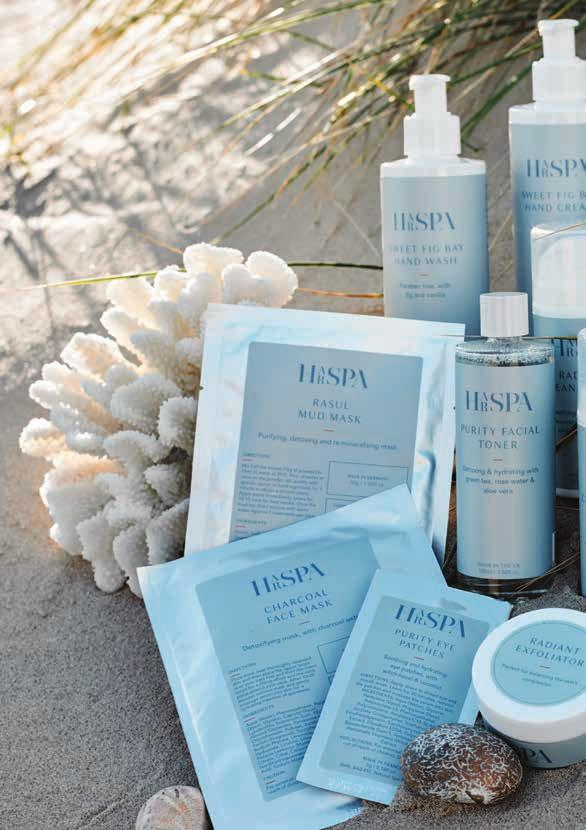 Many of our HarSPA products can be yours to take home or buy as gifts.