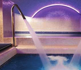 45 OUR LOCATIONS SPA FEATURES Swimming pool Hydrotherapy pool