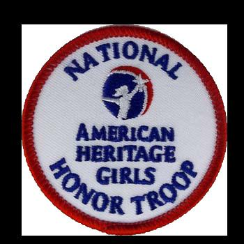 objectives set by AHG, Inc. The NHTA includes a patch and arcs that signify the level of excellence. 2.