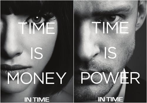 Arts & Entertainment The Time is Finally Here By: Daniel De La Rosa Time is money, money is time: this line literally stands true in the Movie In Time.