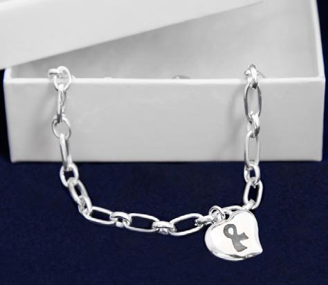 crystal gray ribbon on it. Comes in optional gift box. (B-05-7) Size: 8 1/2 in. Qty: 18/pkg.