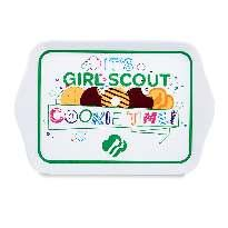 00 4 GIRL SCOUT COOKIE JAR