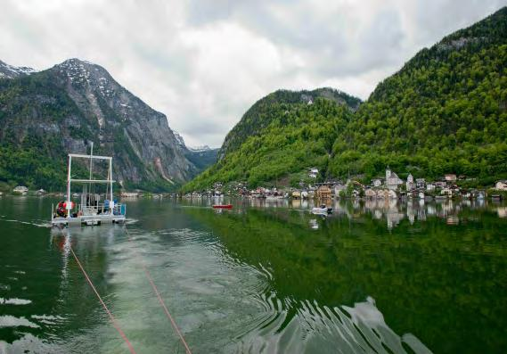 ago! Archaeological objects found in the Bronze Age mines of Hallstatt indicate a previously unknown level of perfection, efficiency, and logistics from the epoch 4000 years ago.
