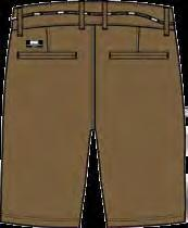 Straight Fitting Chino Pant Front And