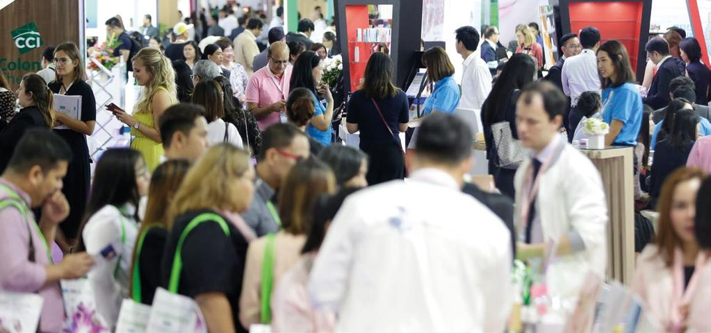 in-cosmetics Asia breaks visitor and exhibitor records in-cosmetics Asia once again established itself as the driving force of innovation in the Asia Pacific beauty industry, where 11,307 cosmetic