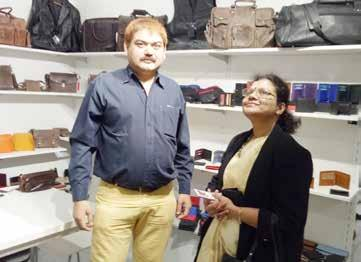 The 7th India Leather Days, Offenbach, Germany was inaugurated by Smt Pratibha Parkar, Consul General, Consulate General of India,