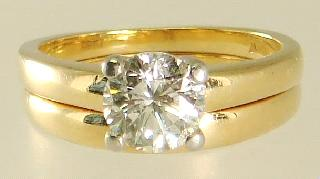 Lot # 427 427 428 14k yellow gold and