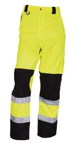 Visible Xtreme gives you hardwearing, fluorescent rainwear with outstanding comfort.