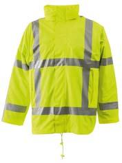 Dry Zone 06400R Jacket Detachable fleece lining with inner