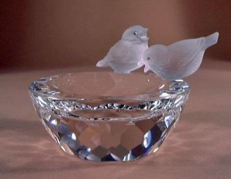 Product Name Bird Bath Swarovski code 010029/7460