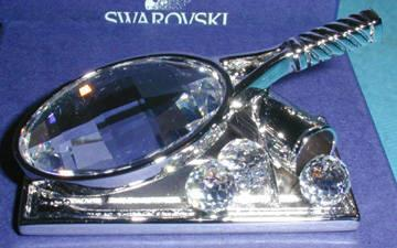 Product Name Tennis Trophy (Rhodium) Swarovski code
