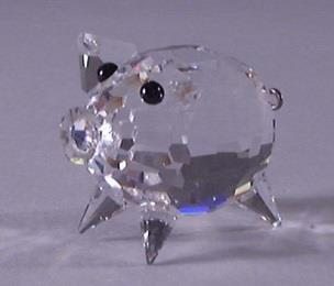 Product Name Pig Mini v2 wire tail Swarovski code