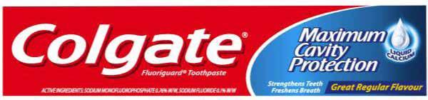 Dental Care OUT of stock Colgate Cavity Protection Toothpaste 175g