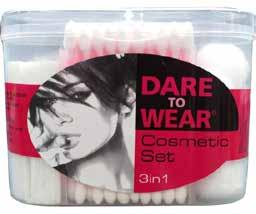00 w/s Dare to Wear Make Up Remover