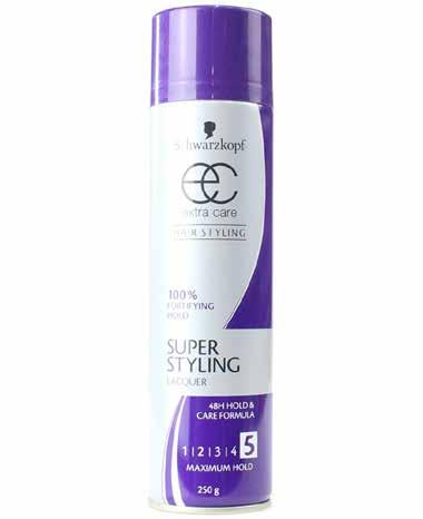 For Your Hair & Face Schwarzkopf Hair Spray Strong Styling 2
