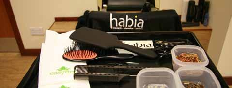 Habia Outcome 8 Understand the aftercare advice to provide clients on hair maintenance and management You can: Portfolio reference / Assessor initials* a.