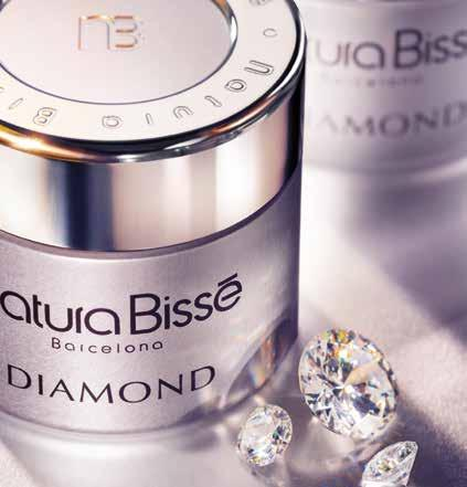 .69 LIMITLESS MENU POSSIBILITIES From skincare to massage, to hydrotherapy and beyond, Natura Bissé has products to cover the full scope of treatment modalities, providing limitless possibilities