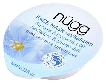 chemical emulsifiers, NO synthetic fragrances or colors, NO mineral oil and NO parabens 3 Face Masks come
