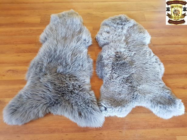 5.Dyed sheepskin : These are some of the most