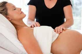 One to prepare and care Pure Body Harmony 1 hour 25 minutes A nurturing body treatment carefully designed for pregnant and nursing mothers