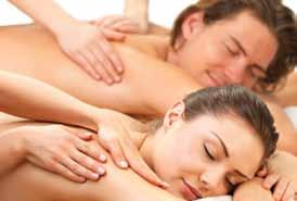 A body massage ensues using individually chosen essential oils to release tension and restore energy and equilibrium.