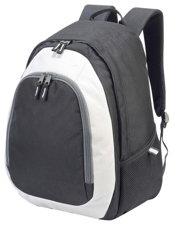 BAGPACK Features: Affordable backpack with two large