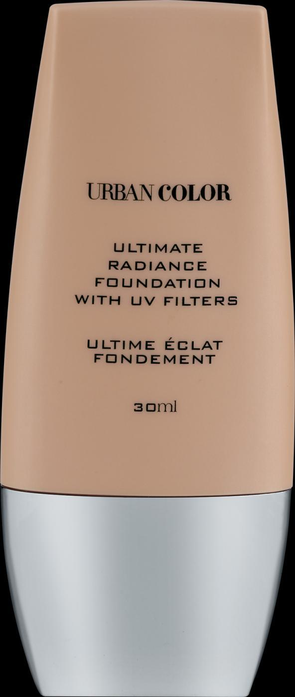 Ultimate Radiance Foundation Contains Vitamin A that