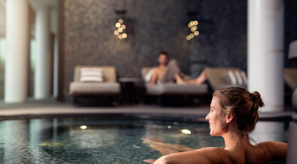 eforea spa at Hilton Amsterdam Airport Schiphol eforea spa invites you to experience ultimate relaxation.