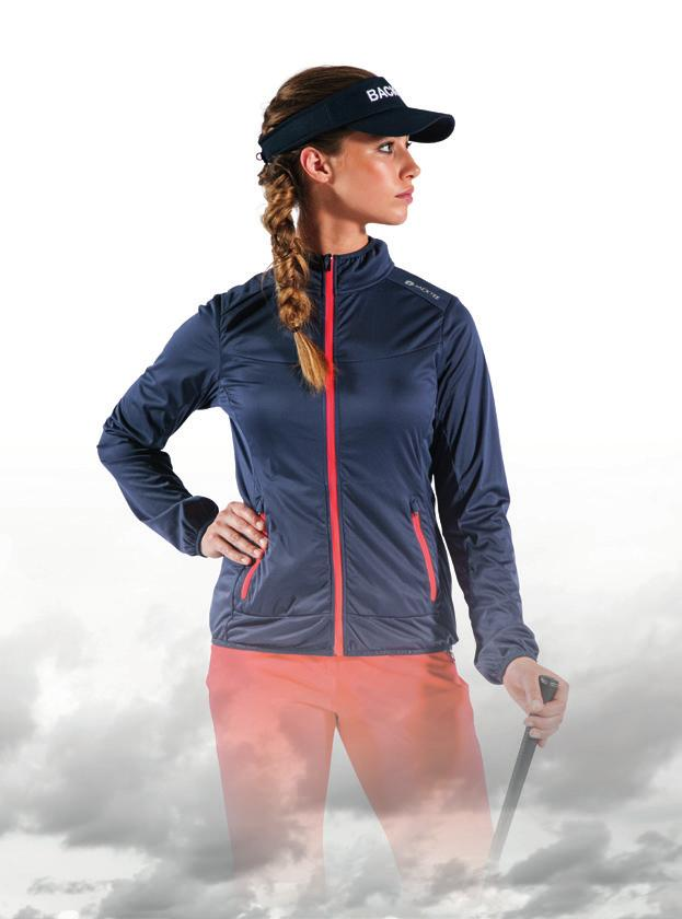 Windy Conditions Windproof material, effectively protecting against windchill. Offering style, breathability, comfort and maximum freedom of movement.