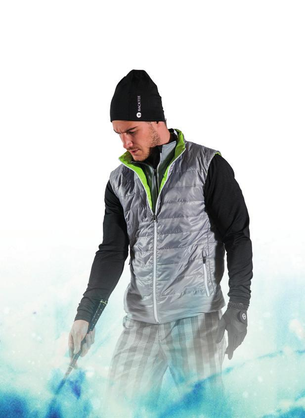 Cold Conditions Perfect for demanding weather. Technical material draws moisture away from the body and layering keeps you at an optimum performance temperature.