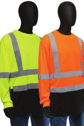 STYLE NUMBER PERFORMANCE CLASS / GARMENT TYPE SLEEVE POCKETS COLOR REFLECTIVE TAPE SIZES 47400 Non-ANSI Short N/A 4740 Non-ANSI Short N/A 47402 4740 47404 47405 47406 47407 47408
