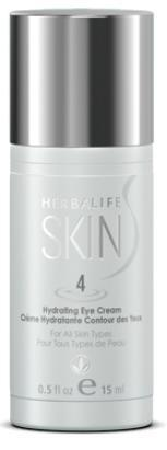 Hydrating Eye Cream Suitable for all Skin Types Hydrating cream minimizes the appearance of fine lines and wrinkles around the eyes Hydrates delicate eye area reducing fine lines and wrinkles, an