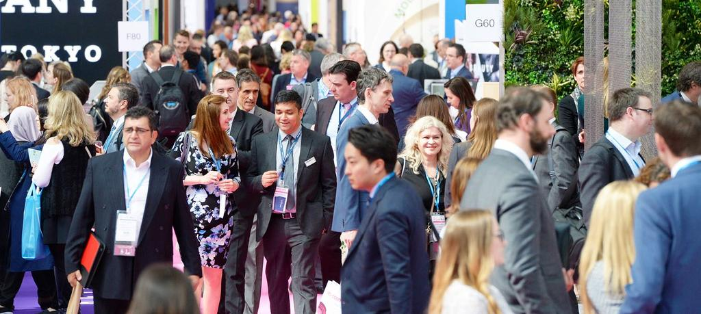 in-cosmetics Global celebrates success with its first smart event Back in Amsterdam for the first time in ten years, in-cosmetics Global returned for the 29th instalment of the show, but this time