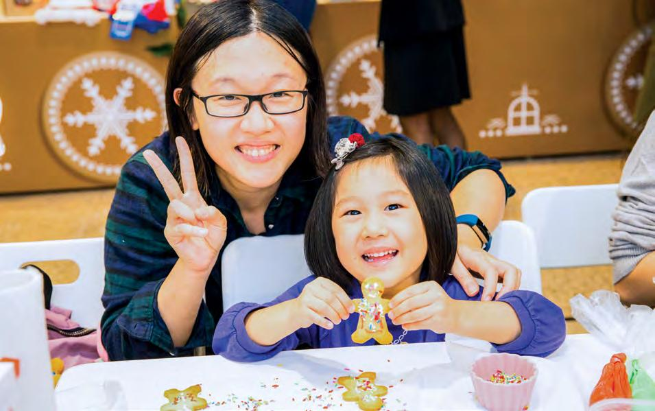 The most popular stalls this year were the Balloonions and Gingerbread Man Cookies DIY Workshop, which we ran together with Cityplaza tenant ABC Cooking Studio.