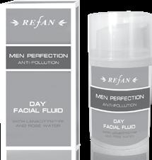 REFAN s innovators would like to propose a solution and it is the new men s cosmetic line Men Perfection.