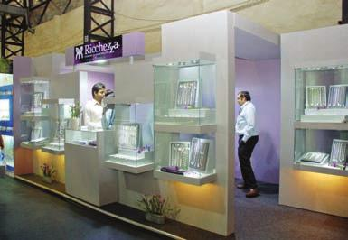 Solitaire Stall Design Awards, while Platinum Guild