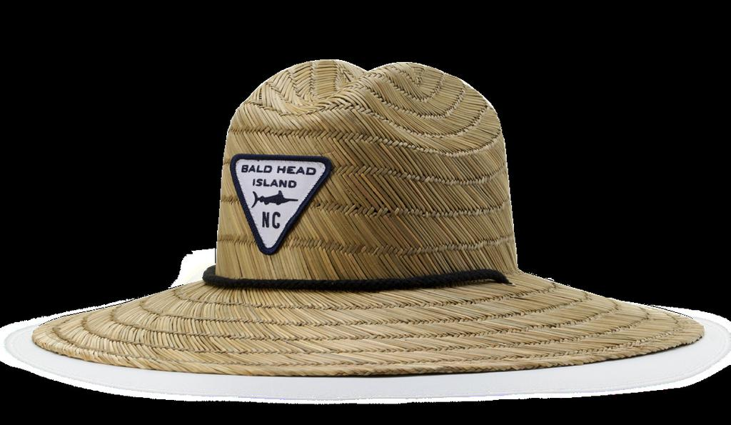 827 WATERMAN SIZE: ONE SIZE FITS MOST SHAPE: RANCH FABRIC: 100% STRAW VISOR: 4½ BRIM S-BAND: