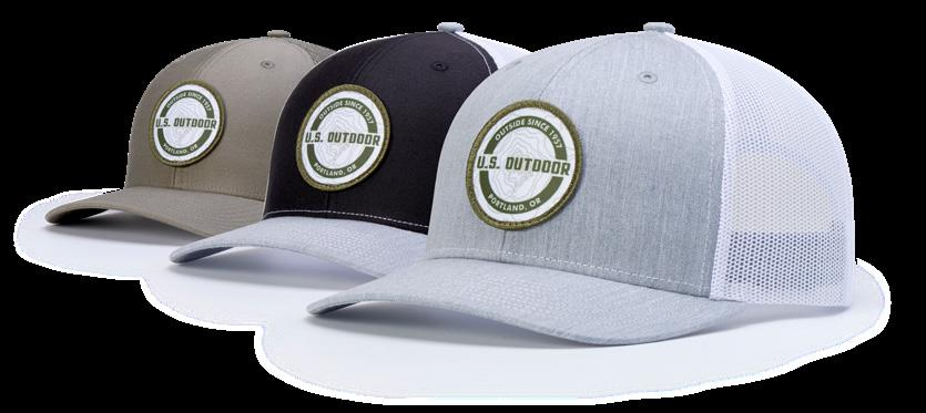LIFESTYLE TRUCKER Classic trucker caps, on-trend styles.