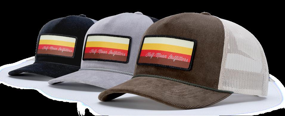 FIT: ADJUSTABLE NYLON WOVEN STRAPBACK SHAPE: MID-PRO FABRIC: COTTON SOLID COLORS: Undervisor is cap color.