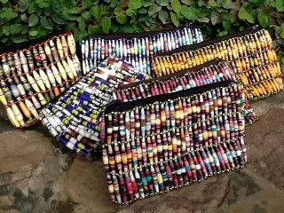 size to carry your cash and comes in a variety of kitengye patterns.