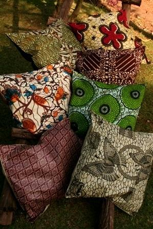 HOME living cushion covers Bring a little of East Africa to your home! Our cushion covers are a great accessory for your bedroom, sitting room or even dining room!