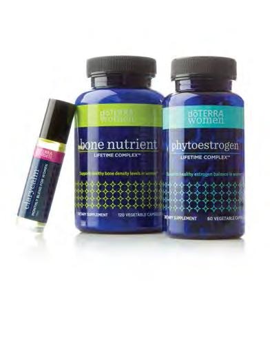 Wellness Phytoestrogen IQ MEGA dōterra Women dōterra Women is a line of products formulated to address the unique and changing health needs of women.